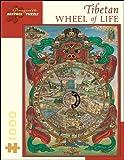 Tibetan Wheel of Life: 1,000 Piece Puzzle
