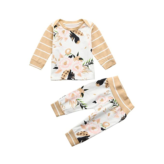 Shorts 2pcs Sets Infant Outfit Toddler Girl Clothing 0-24m Girls' Baby Clothing Mother & Kids Useful Baby Girl Clothes Summer Sunsuit Full Cartoon Duck Print Tops