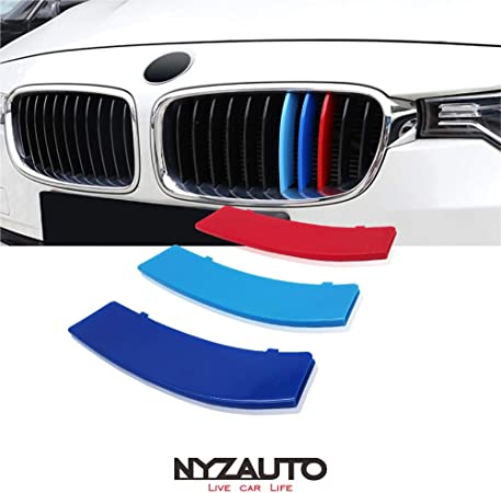M-Colored Stripe Grille Insert Trims