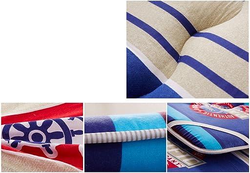 Pliable Tatami Mat- Polyester Tapis 120 * 200 * 4cm Tapis de Sol pour Enfants Matelas Color : Cartoon 150 * 200cm /étudiant dortoir
