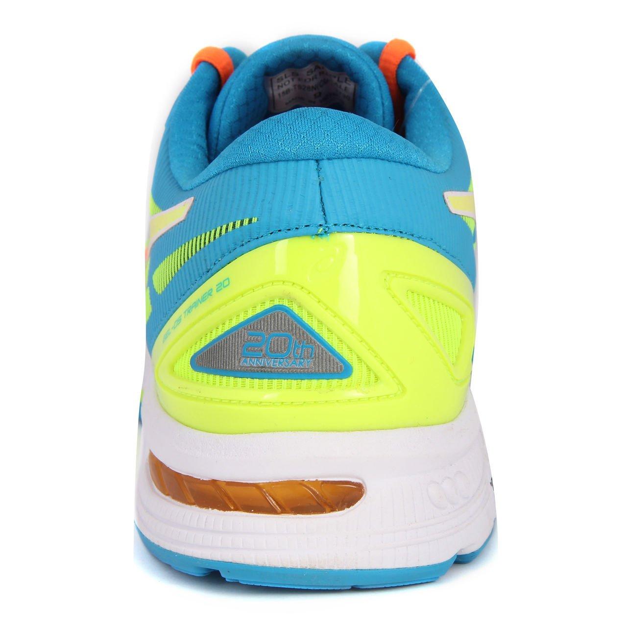 Buy ASICS Men's Gel Ds Trainer 20 Flash Yellow, Hot Orange