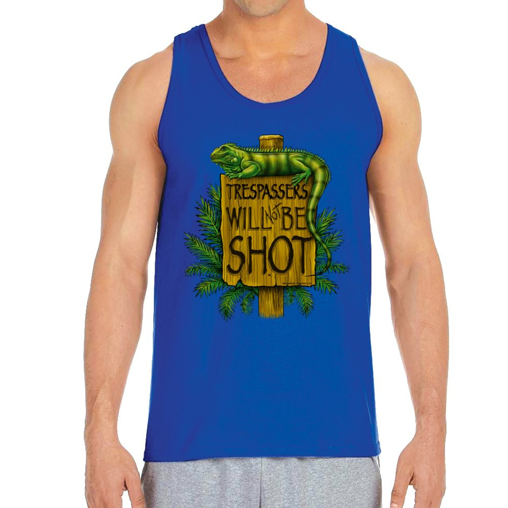 Mens Trespassers Tank Top