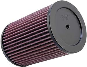 K&N Engine Air Filter: High Performance, Premium, Powersport Air Filter: 2008-2014 KAWASAKI (KFX450R) KA-4508