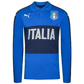 Italia PUMA Casual Performance Polo de manga larga 750531 - 03 ...