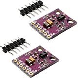 Gowoops 2PCS of APDS-9960 Hand Gesture Recognition Moving Direction Ambient Light RGB Proximity Sensor Module