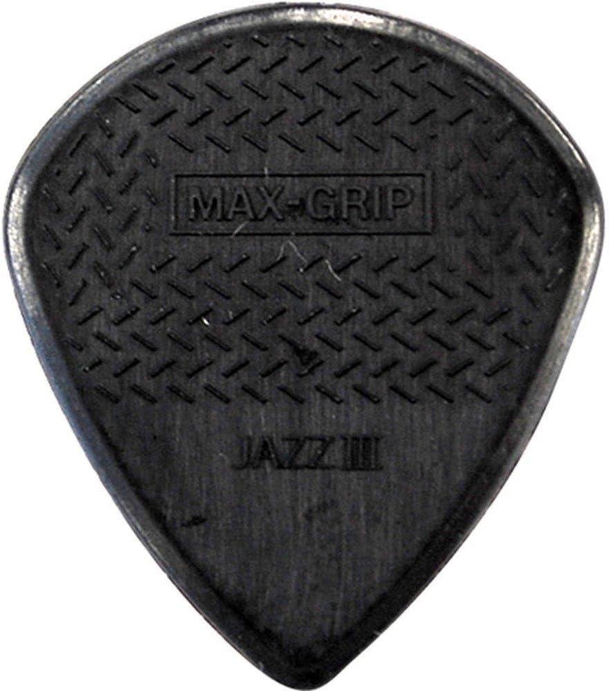 Dunlop Max Grip Jazz III Pick