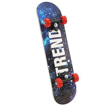 Djpcvb Skateboards - Tabla de Skateboard para niños y niñas ...