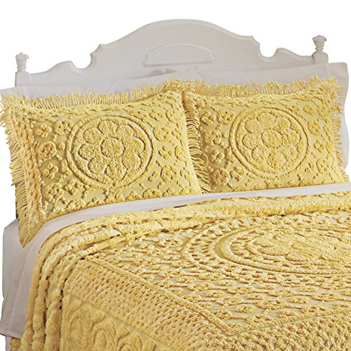 yellow quilted pillow shams buyer's guide for 2019