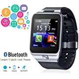 Amazon.com: TechComm GV18 Bluetooth and GSM Unlocked Smart ...