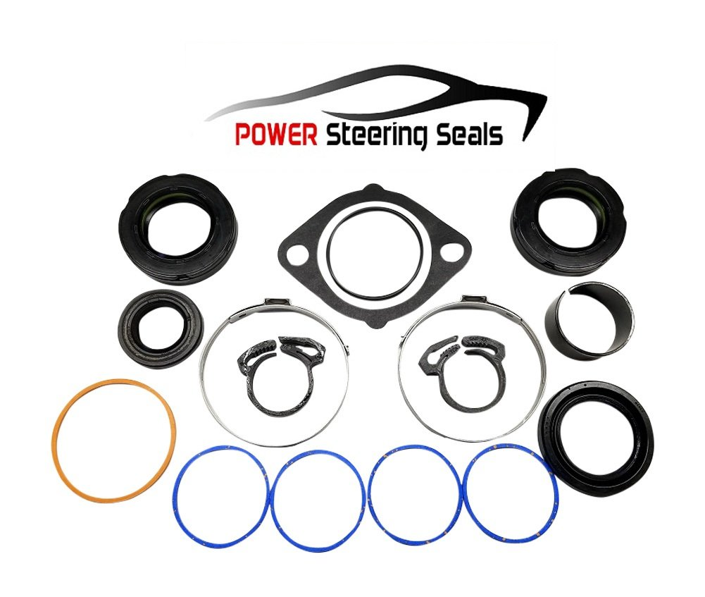 Power Steering Seals - Power Steering Rack and Pinion Seal Kit for Hyundai Tucson
