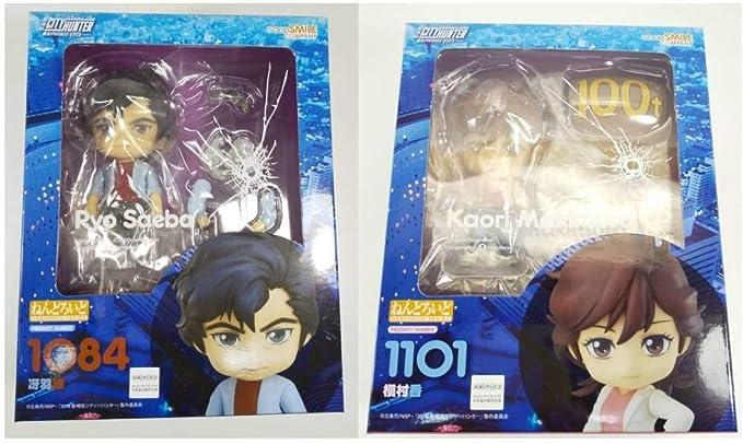 Nendoroid 1101 City Hunter Kaori Makimura Figure NEW from Japan