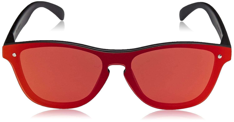 Paloalto Sunglasses P40003.4 Lunette de Soleil Mixte Adulte, Rouge