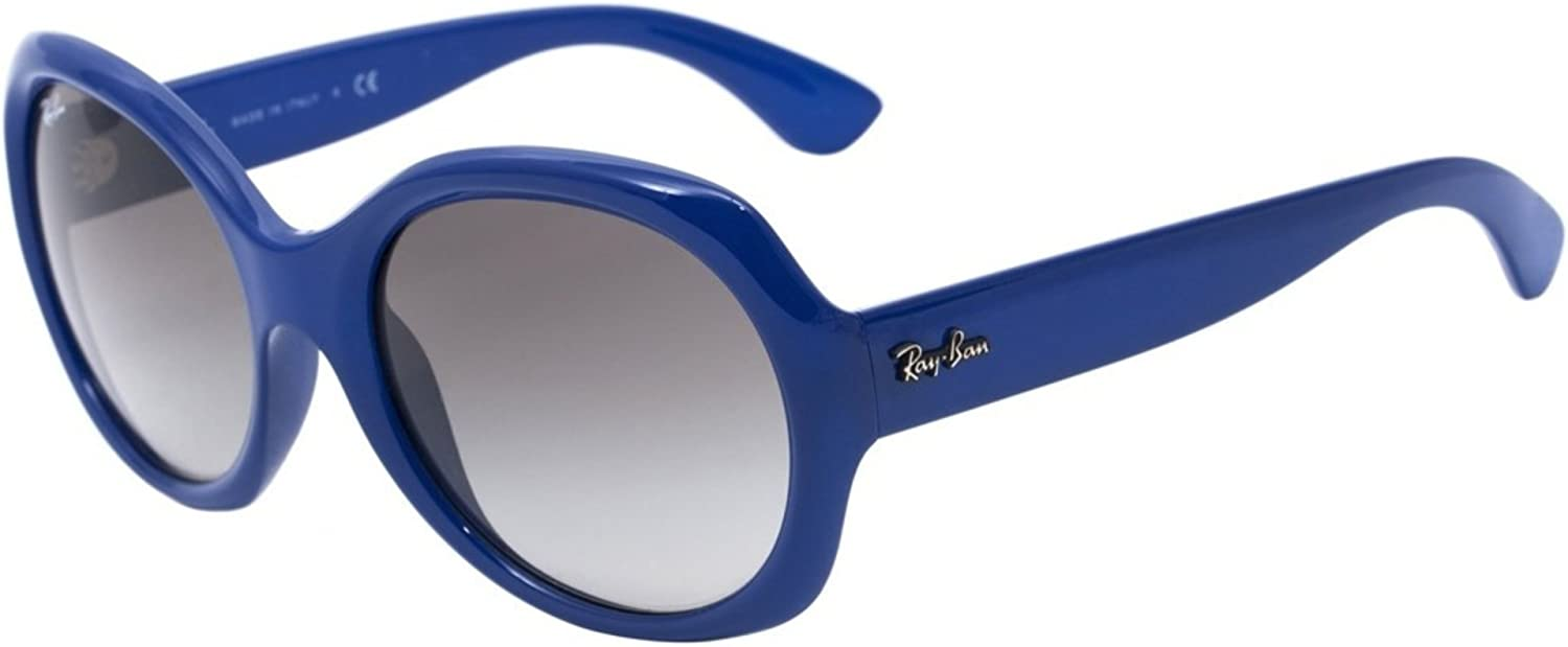 Ray-Ban Rb4191 - gafas de sol polarizadas 6011T3 Azul: Amazon.es ...