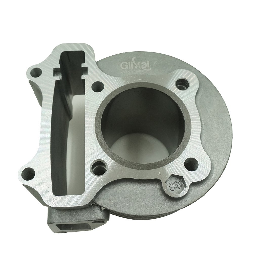 Glixal ATMT1-008 Performance Big Bore Cylinder Kit GY6 80cc 47mm for 139QMB ATV Scooter Moped Go Kart by Glixal (Image #4)