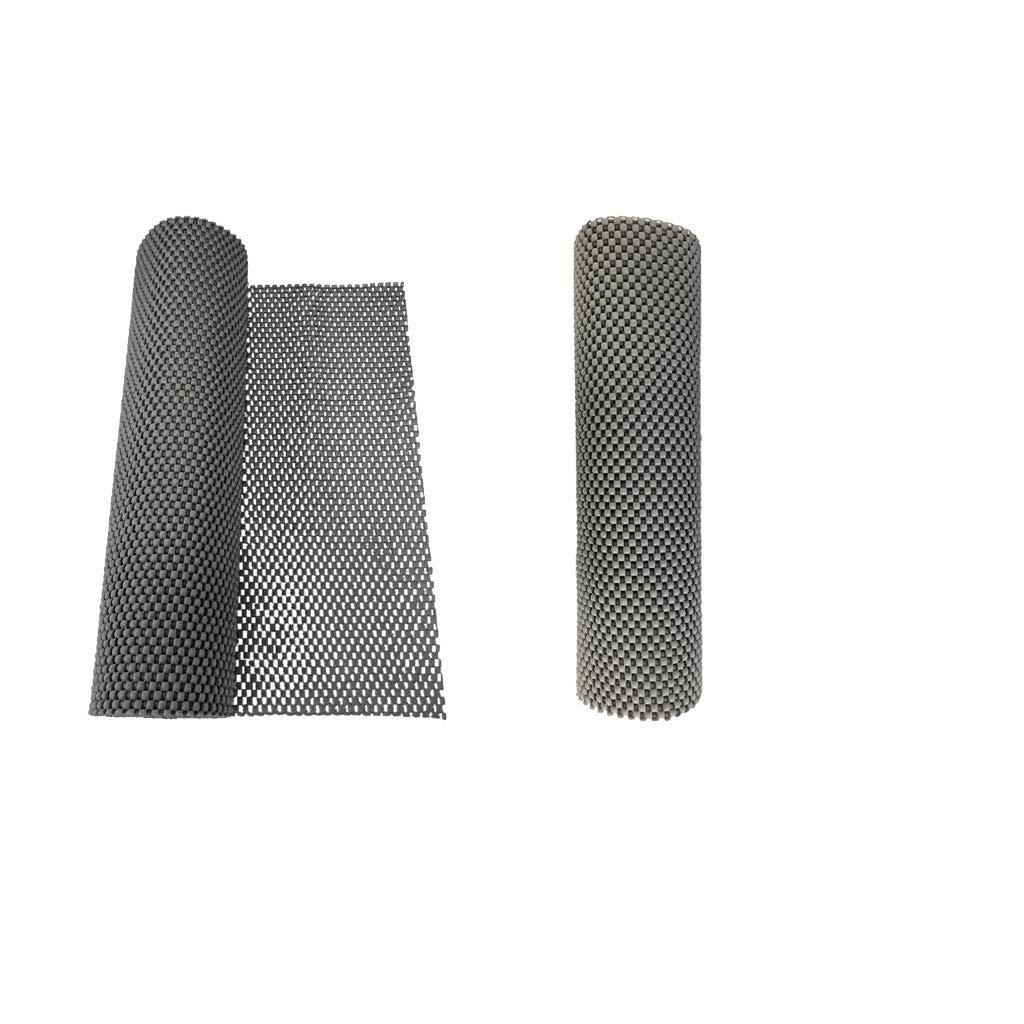 FLAMEER 2 PCS Antiscivolo Pad Tappeto per Armadietto, Cassetto, Mobili Prevenire umidità