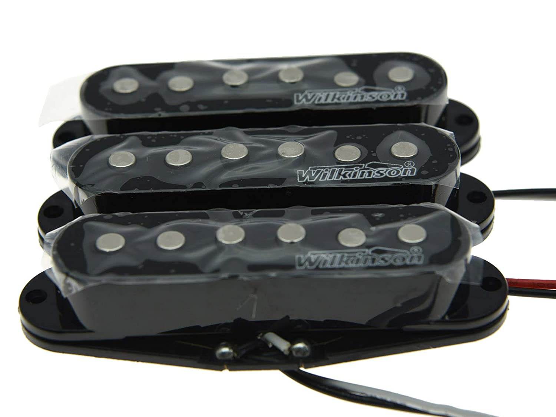 Wilkinson LIC Cream ST Strat Vintage Voice Single Coil Pickups Fits Stratocaster