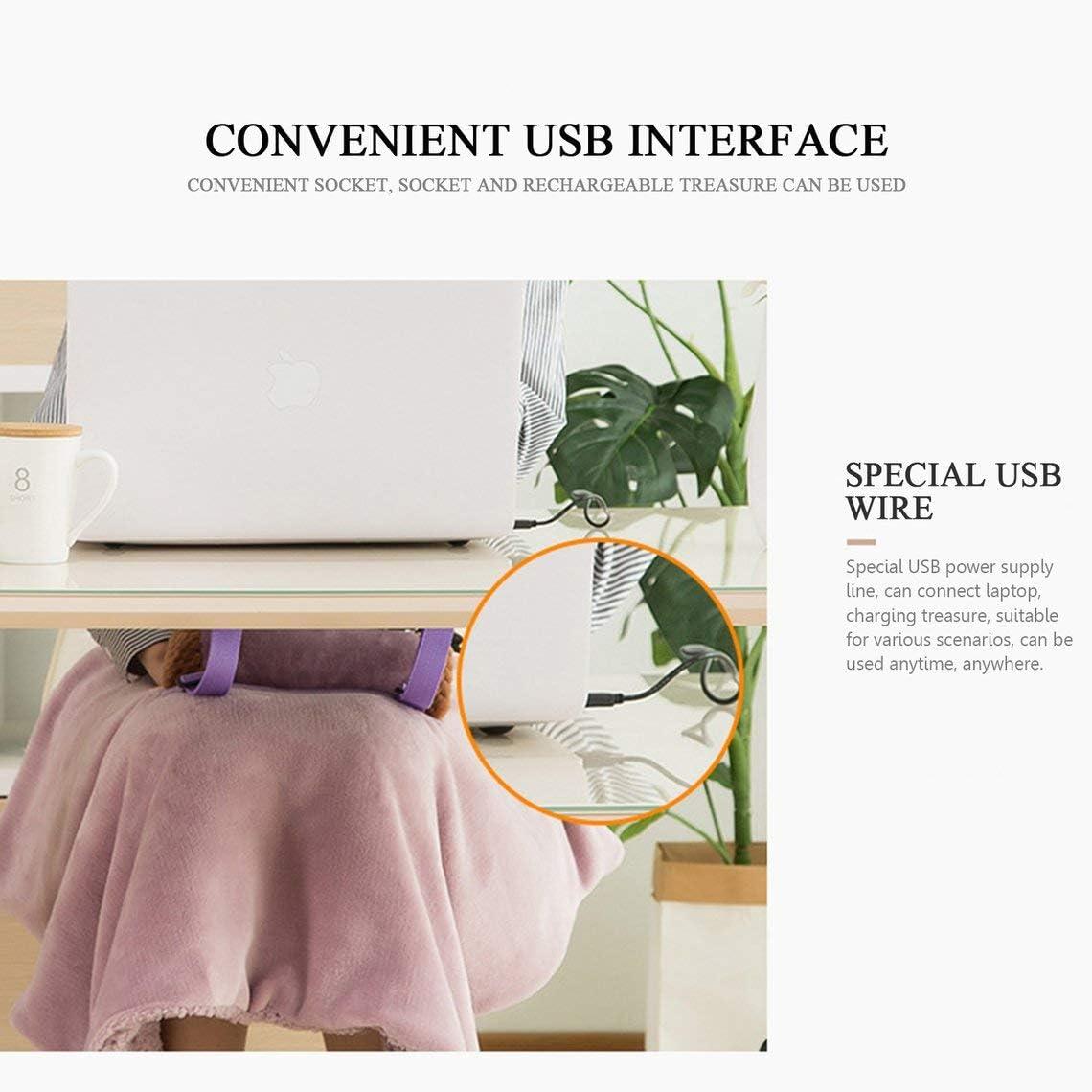 Couverture /électrique plus /épais chauffage USB de charge chauffante couverture chauffante 145 115cm thermostat couverture de chauffage /électrique
