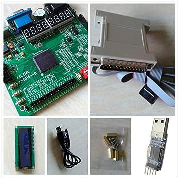 Free shipping LCD1602+xilinx fpga development board spartan6 xilinx