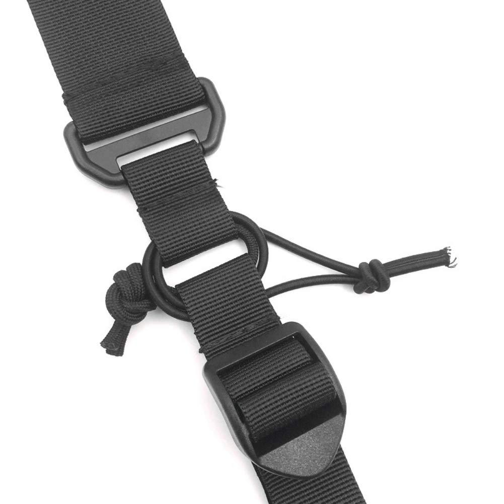 simplem Tactical Sicherheitstaille f/ür die Lebensdauer Tactical multifunktional Sicherheitstaille einstellbar Combat Taille Strape Gurte