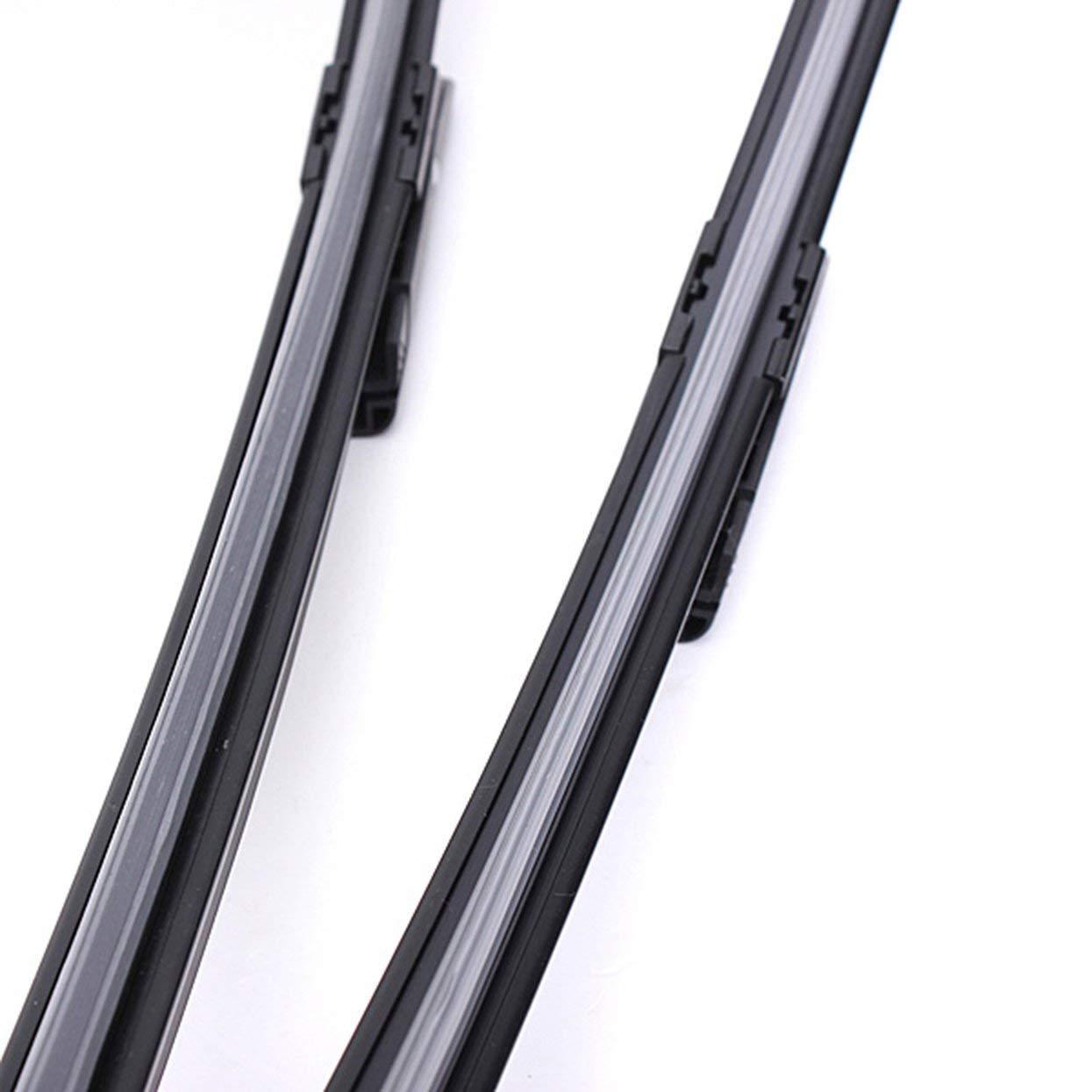 Escobillas del limpiaparabrisas delantero izquierda derecha para Citroen C4 Picasso/Grand Picasso: Amazon.es: Coche y moto