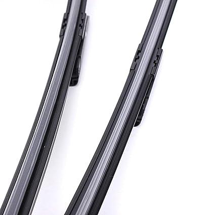 Escobillas del limpiaparabrisas Delantero Izquierda Derecha para Citroen C4 Picasso/Grand Picasso: Amazon.es: Electrónica