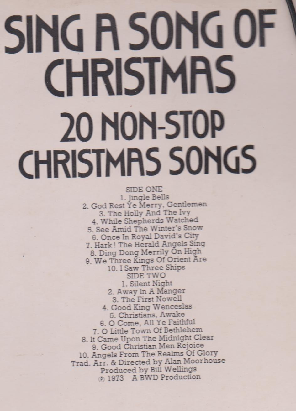 20 greatest christmas songs (1986) [Vinyl LP] - Boney M.: Amazon.de ...