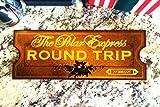 Polar Express ROUND TRIP train ticket