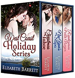 West Coast Holiday Series Box Set (Books 1-3) by [Barrett, Elisabeth]