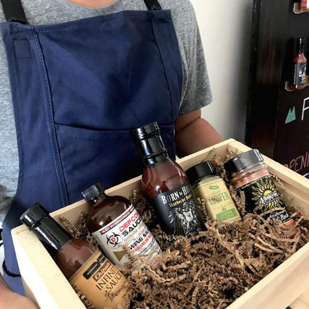 Blazing BBQ Box - Spicy Barbecue Gift Set by Fuego Box (Image #4)
