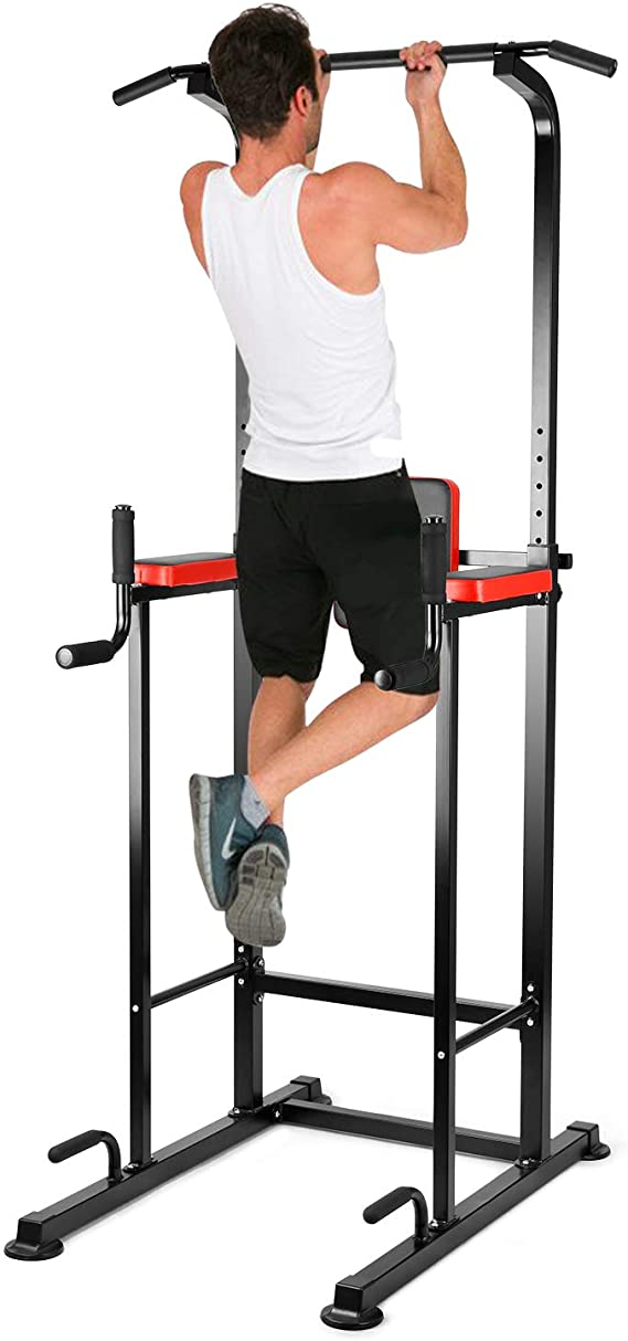 Viewee Pull up Fitness, Chaise Romaine Power Tower, Barra ...