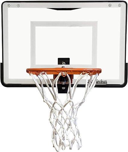 Amazon.com: Miniaro de baloncesto MiniPro 1.0 para montar en ...