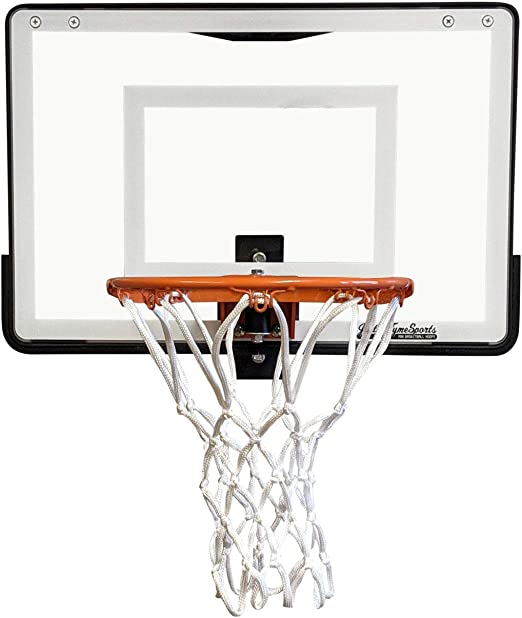 #7 JustInTymeSports Wall Mounted Mini Basketball Hoop