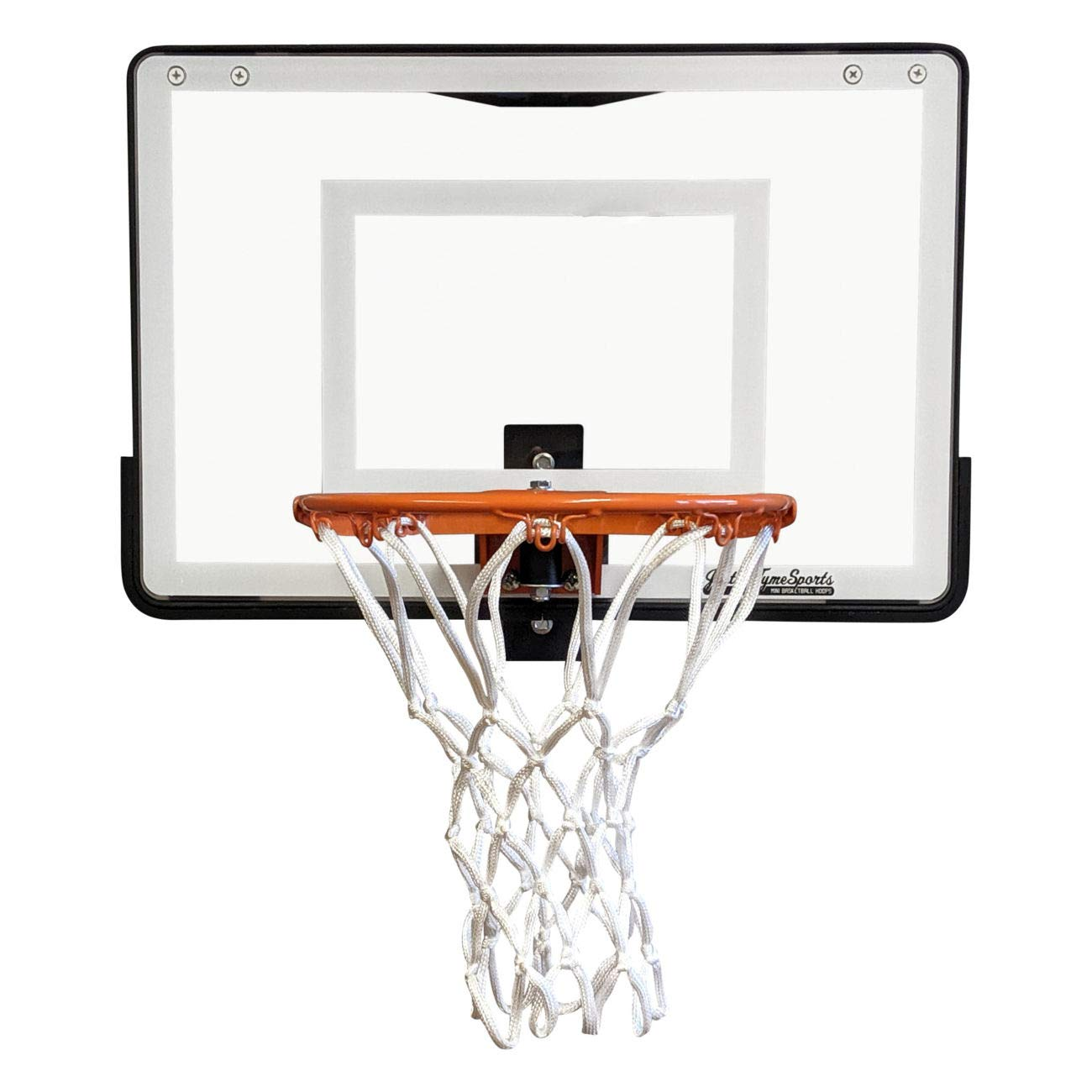 JustInTymeSports Wall Mounted Mini Basketball Hoop - Mini Pro 1.0