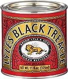Lyle's Black Treacle - Cane Molasses - 1 Tin, 11 Fl Oz (325 ml)