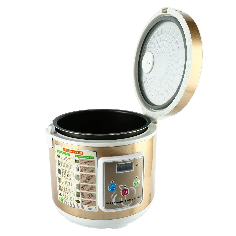 Homend 5L Black Garlic Automatic Fermenter, Black Garlic Ferment Box, Garlic Maker Recycle, Intelligent Fermentation Machine, Health Food Maker, Home/Kitchen Utensil by Homend (Image #6)