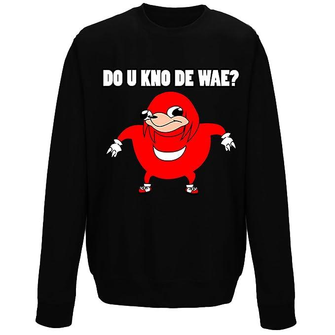 Do U Know Da Wae Kids Hoodie