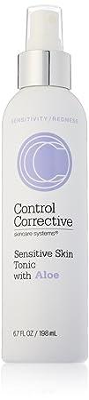 Control Corrective Sensitive Skin Tonic with Aloe 6.7 oz