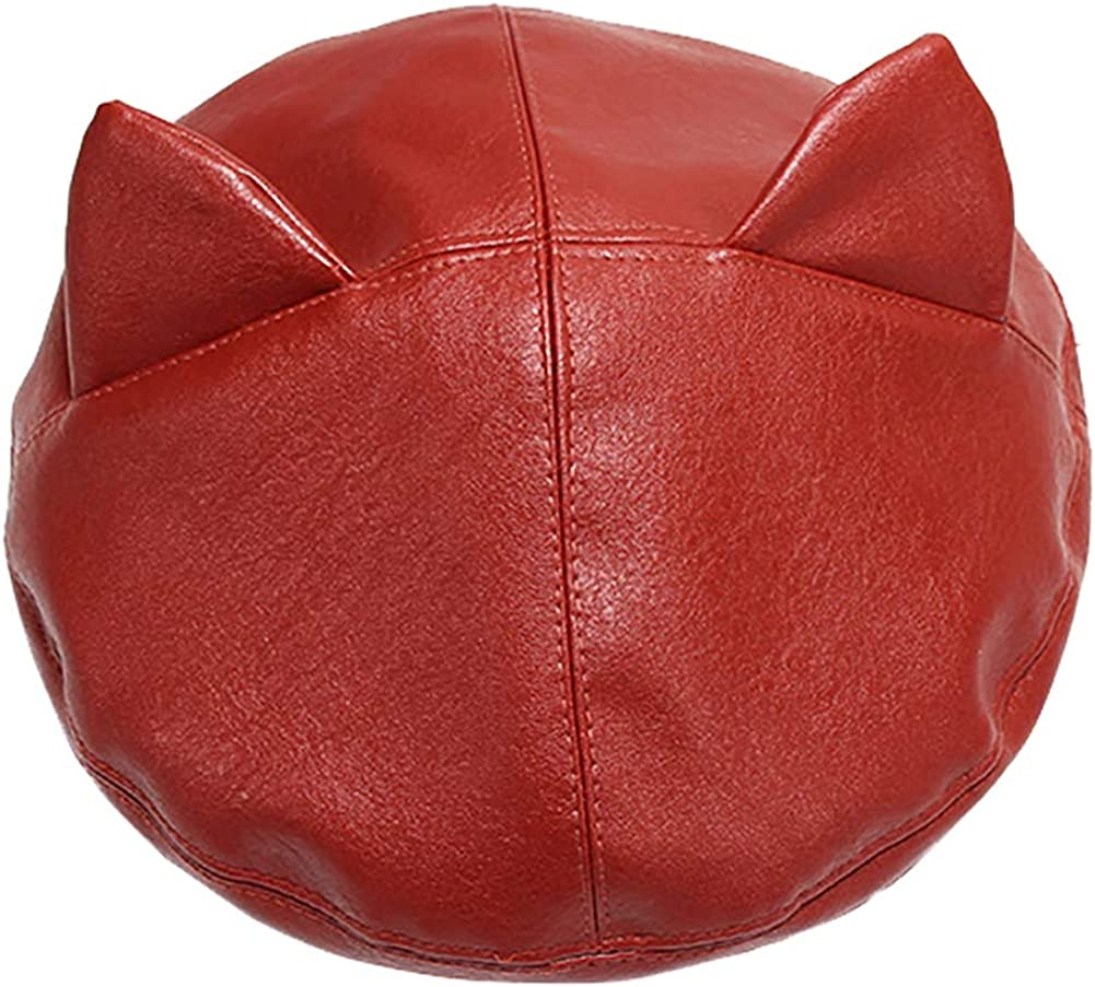 ChezAbbey Cat Ears PU...