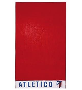 Art Experience, Atlético de Madrid Toalla de Playa y Baño, 100 x 170 cm: Amazon.es: Hogar