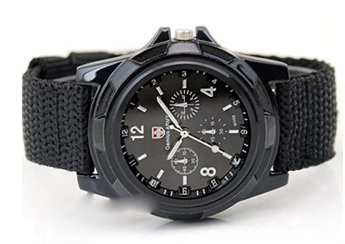 Watches for Men,Clearance Mens Classic Quartz Watch,Wugeshangmao Boys Fashion Army Racing Force
