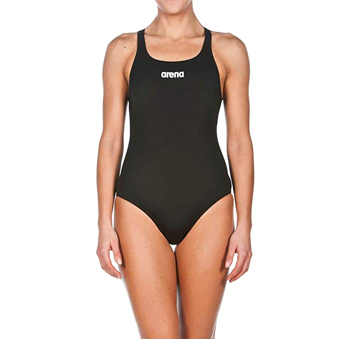 Amazon.com: Arena de la mujer Solid Swim Tech alta traje de ...
