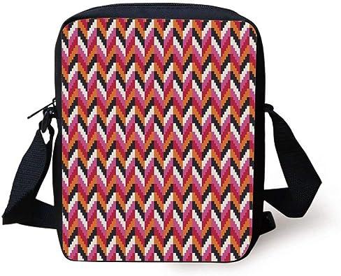 Withy Geometricpixel Art Style Stripes Three Dimensional