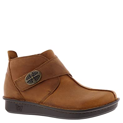 1f06b063b216 Alegria Womens Caiti Ankle Boot Walnut Size 42 EU (11.5-12 M US Women)   Amazon.co.uk  Shoes   Bags