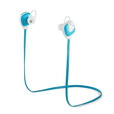 Al aire libre Bluetooth auriculares por Fantime F2 estéreo inalámbrico auriculares micrófono integrado/ruido/