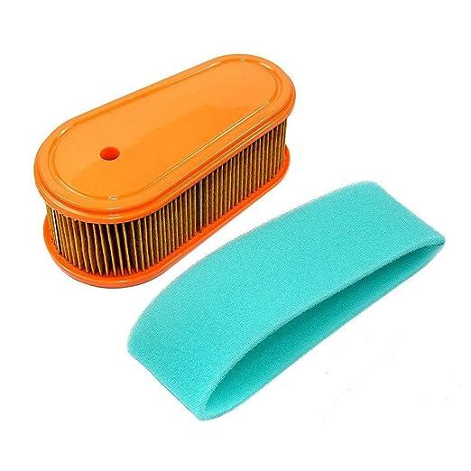 DierCosy Tools Cartucho de Filtro de Aire y pre-Limpiador ...