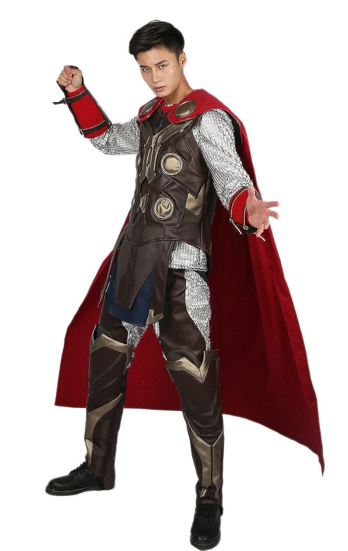 Deluxe Men's Thor Costume - DeluxeAdultCostumes.com
