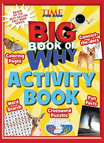 Big Book of WHY Activity Book (A TIME For Kids Book) (TIME for Kids Big Books)
