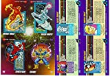 Marvel Universe Series 3 Complete 200 Card Base Set (1992)
