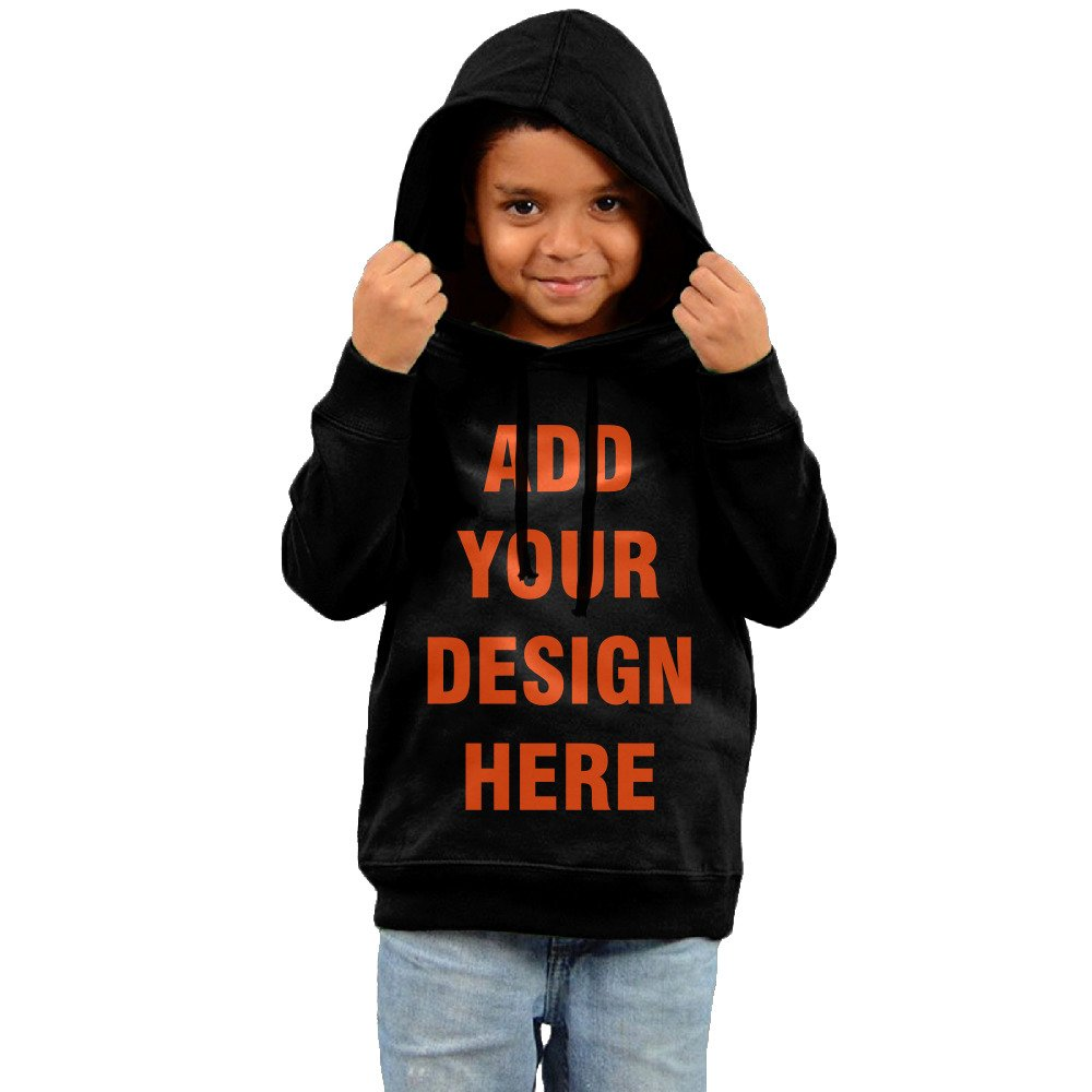 Kids Hoodie Sweatshirt Toddler Your Own Personalized 100/% Cotton Long Sleeve
