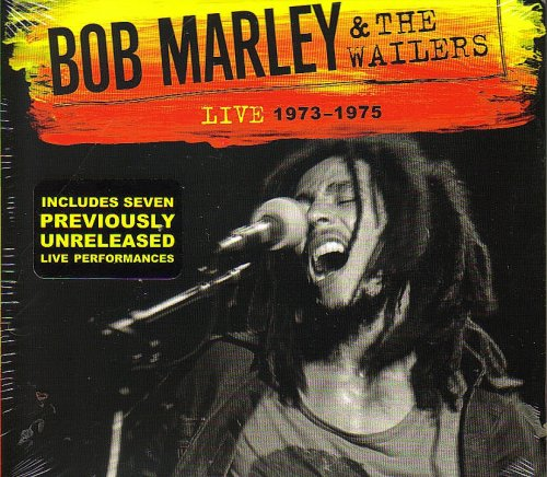 Bob Marley & the Wailers Live 1973 - 1975 by UNIVERSAL MUSIC